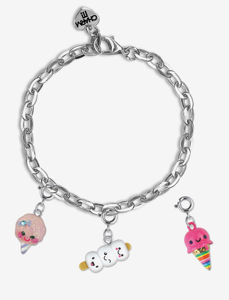 CHARM IT! ® Candy Girl Charm Bracelet Gift Set