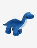 6-Inch Dinosaur House with 5 Detachable Plush Dinosaurs