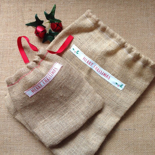 Christmas Reuseable Gift Bag