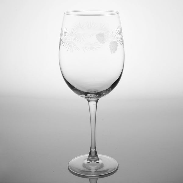 Rolf Glass - Icy Pine 18 oz Large All Purpose Wine Glass