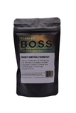 Fishing Mini B.O.S.S.- Bug Out Survival Supplement kit