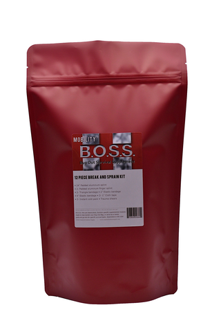 Mobility B.O.S.S.- Bug Out Survival Supplement