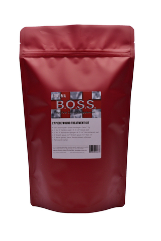 Trauma B.O.S.S.- Bug Out Survival Supplement