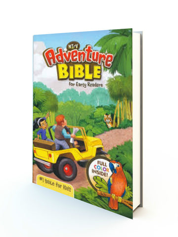 Adventure Bible for Early Readers -Paperback
