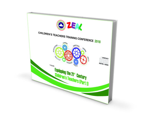 Children's Teachers Training Conference CD-All Sessions