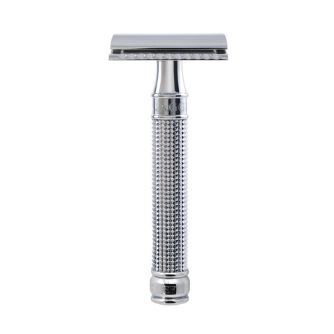 Edwin Jagger 3D Laser Diamant Rasierhobel - No More Beard