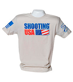 Shooting USA T-Shirt by Grunt Style