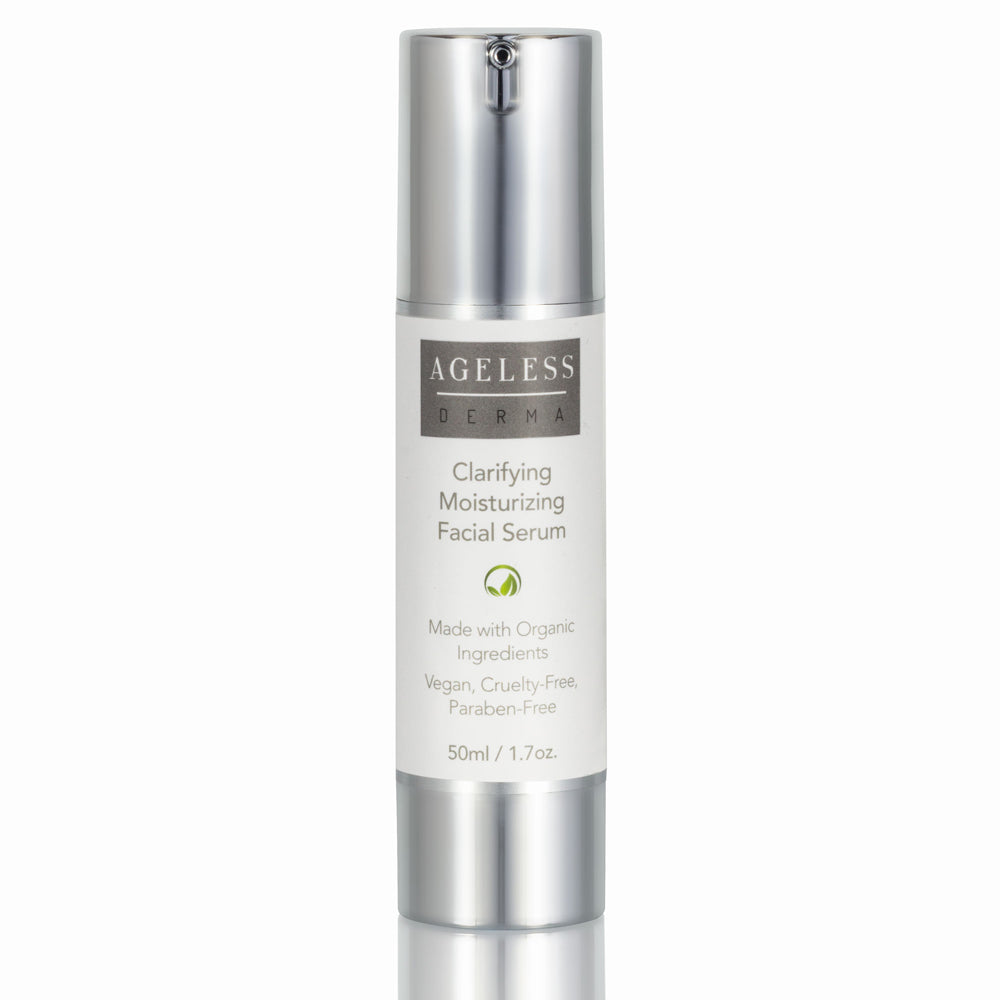 Ageless Derma Clarifying Moisturizing Facial Serum 1.7oz