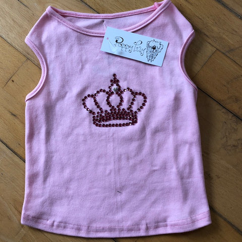 Princess gem vest