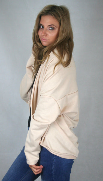 nude cocoon jacket clothing