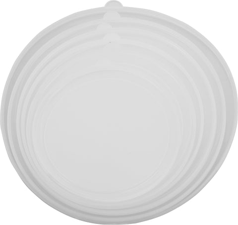 12 Piece Bowl Set Replacement Clear Lids