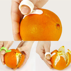Finger Open Orange Peeler - Ezy Buy Outlet