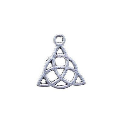 Celtic Knot Triquetra Charms 15x17mm AVBeads (50pcs) - AVBeads