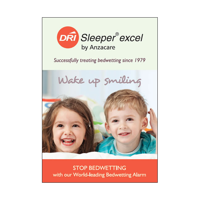 DRI Sleeper® Excel Bed-Wetting Treatment Alarm
