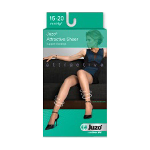 Juzo Attractive OTC Thigh High Compression Stockings (15-20 mmHg)