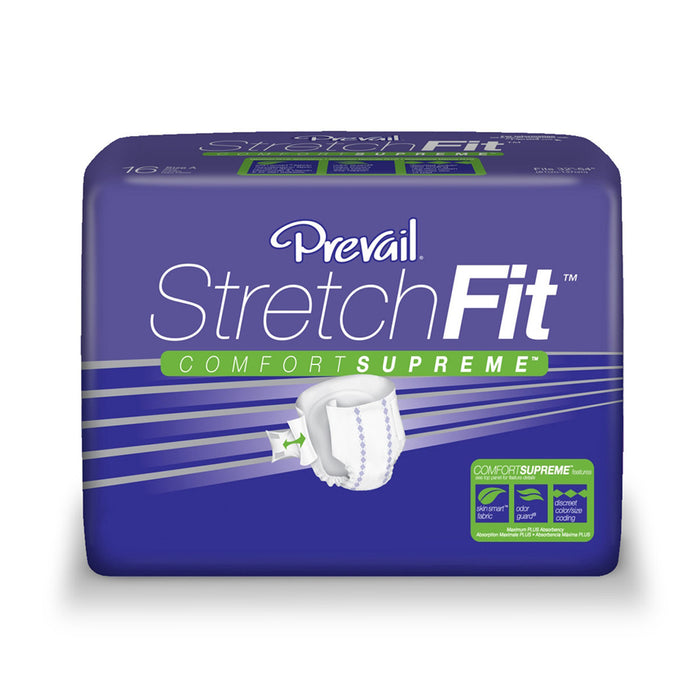 Prevail® Stretch Fit Comfort Supreme™