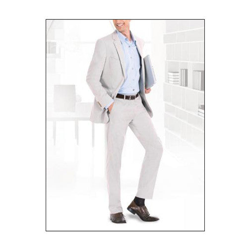 Business Casual for Men - Calf (15-20mmHg)