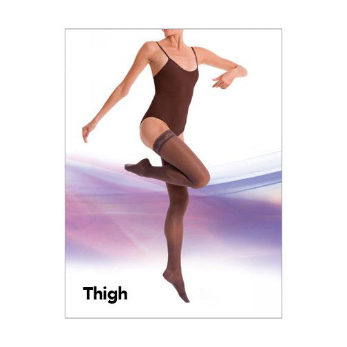 Sheer Fashion for Women - Thigh (15-20mmHg)