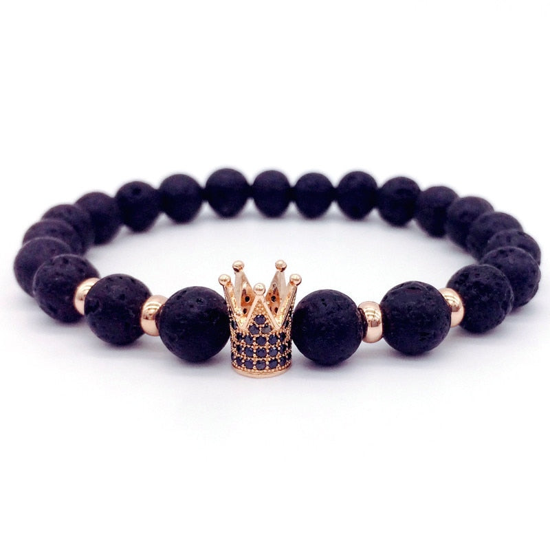 Imperial Crown Bracelet (8 Styles Available) - Barber Clips