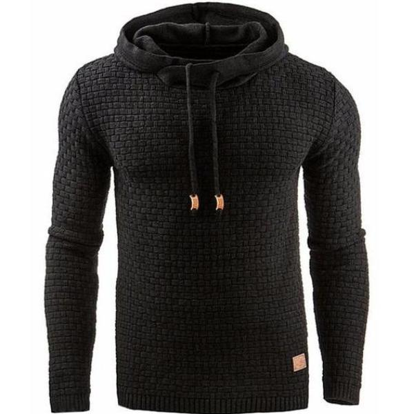 Urban Quilted Hoodie (4 Colors Available) - Barber Clips