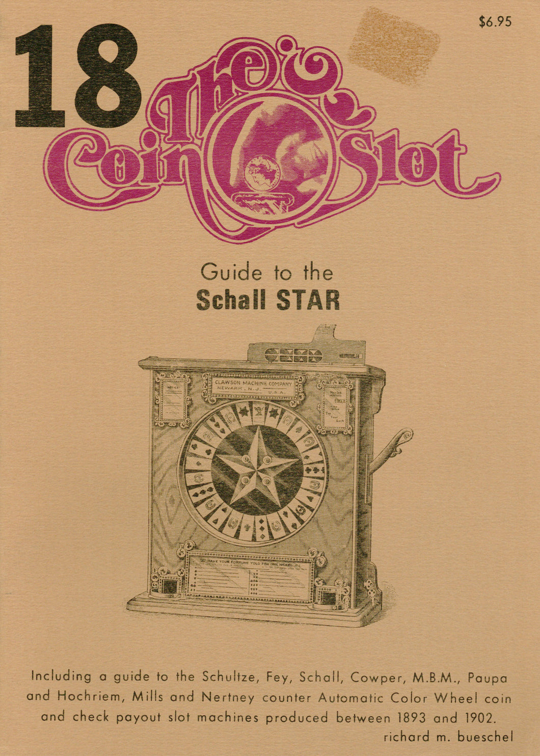 Coin Slot #18. Guide to the Schall Star