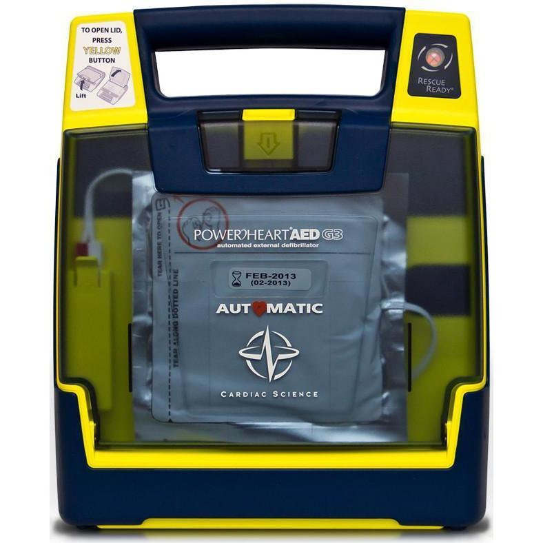 Cardiac Science Powerheart AED G3 Plus - CarePoint Resources LLC