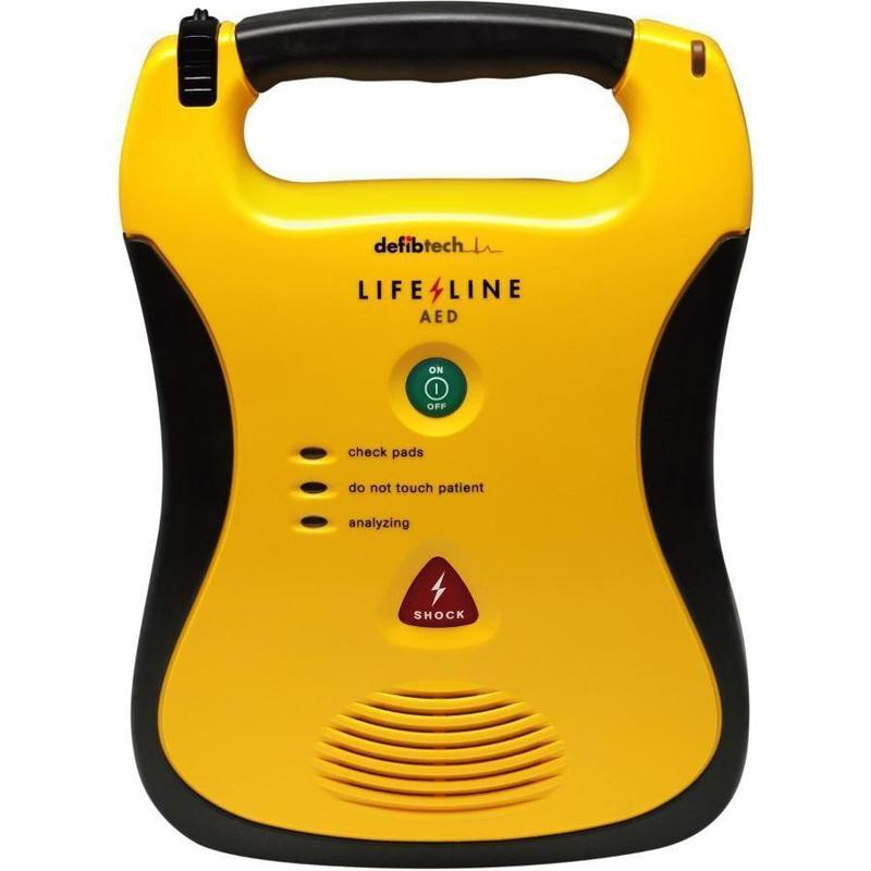 Defibtech Lifeline AED - CarePoint Resources LLC