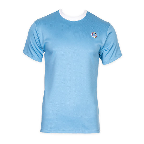 Baby Blue Resort and Sport Shirt