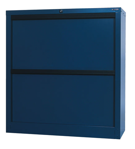 Eurotilt 2 drawer - commercial traders office furniture