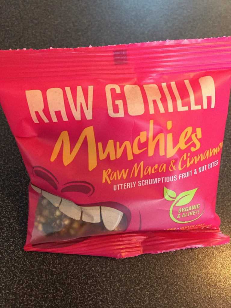 Raw munchies från raw gorilla