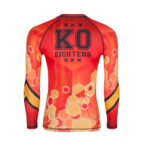 Flex Outfit KO FIghters (Orange)