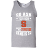 GO ASK YOUR MOM THE SYRACUSE GAME IS ON - Teezbeez