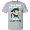 Talk Shit One More Time On My Spartans - teezbeez.com