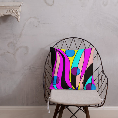 Another Pucci Pillow by Nixn Design