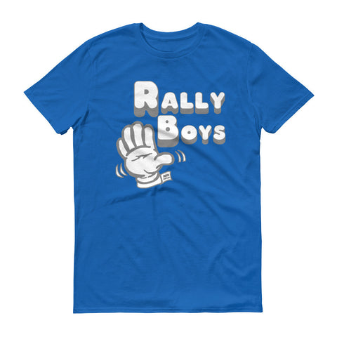"""Rally Boys"" Nicknickers Exclusive  t-shirt"