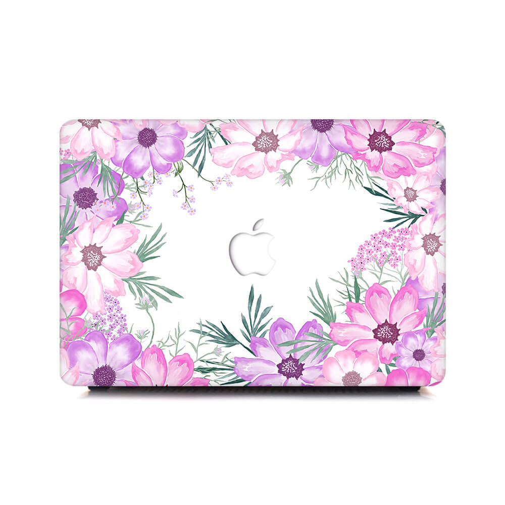 Macbook Case - Pink Blossom