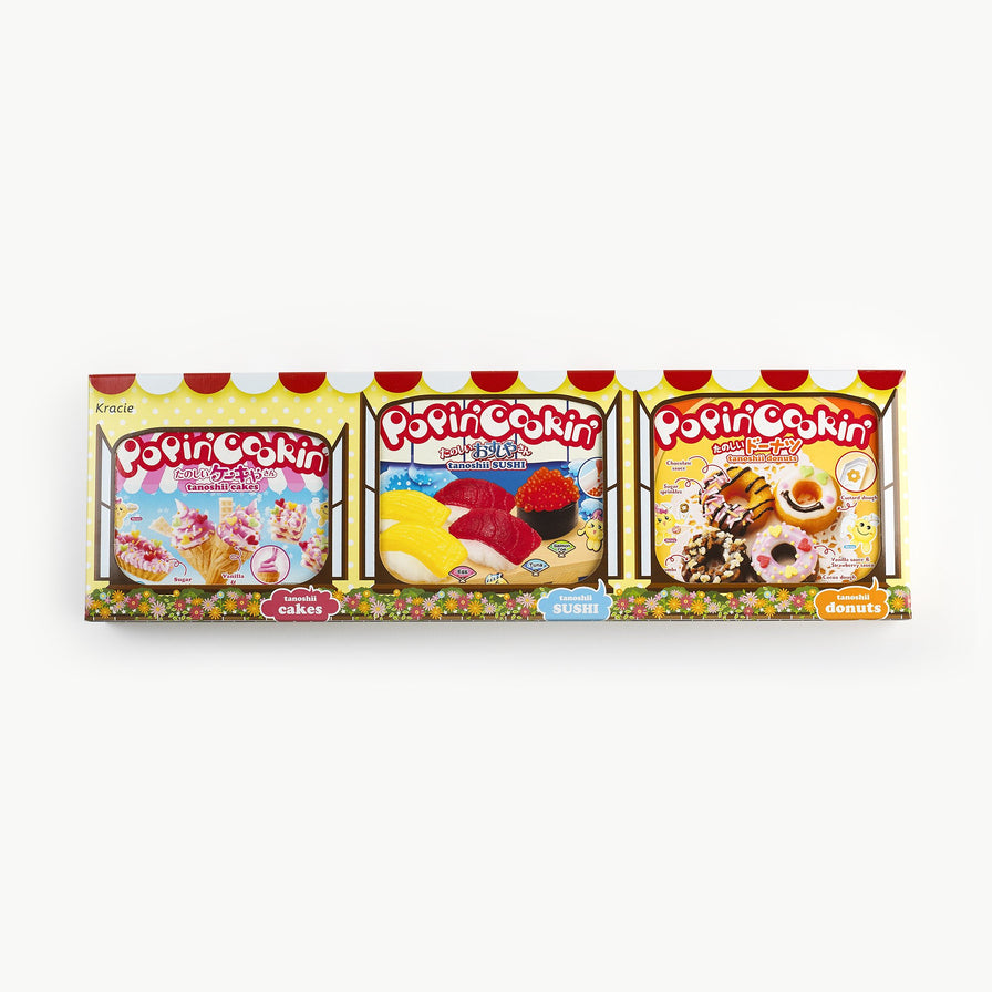 Popin' Cookin' Special Edition 3-Pack