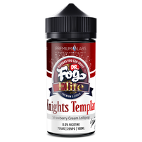 Elite - Knights Templar E-liquid by Dr. Fog 100ml Short Fill - Short Fills