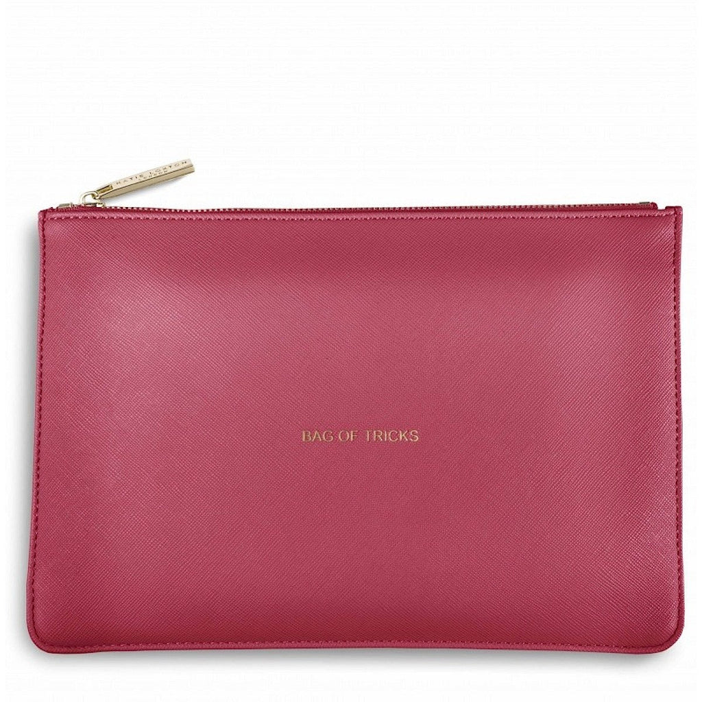 Katie Loxton POUCH 'bag of tricks' - hot pink - More Than Just a Gift