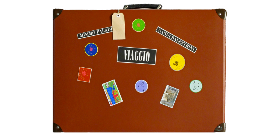 "Artphilein Collection on Display: Mimmo Paladino, ""Viaggio"""