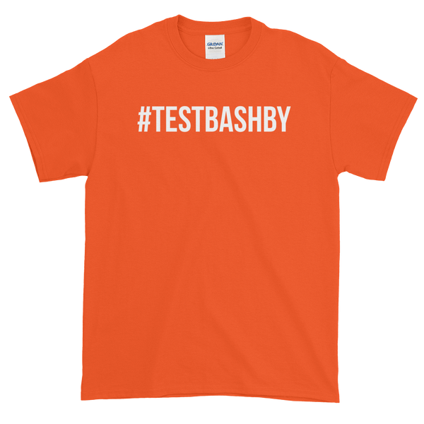 T-Shirt - Special - #TESTBASHBY - Men's