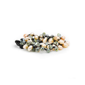 Pearls Beaded Headband - LoveEmme, Product_Type, Product_Vendor