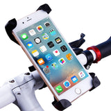 Bike Mount, LP Universal Bicycle Holder for iPhone 6 6S 6 Plus 5S 5C 4S,Samsung Galaxy S7 S6 S5 S4 Note 3 4 5,Nexus 5 6p,HTC,LG,Nokia,Other Smartphones,GPS Holds Devices ,Up To 3.7in Wide