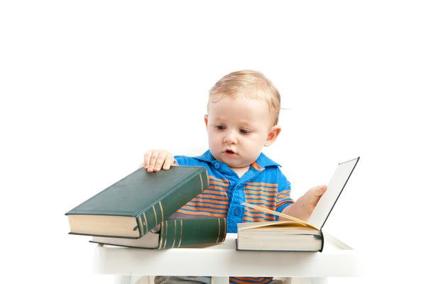 Reading Aloud to Children by Leah Davies, M.Ed.