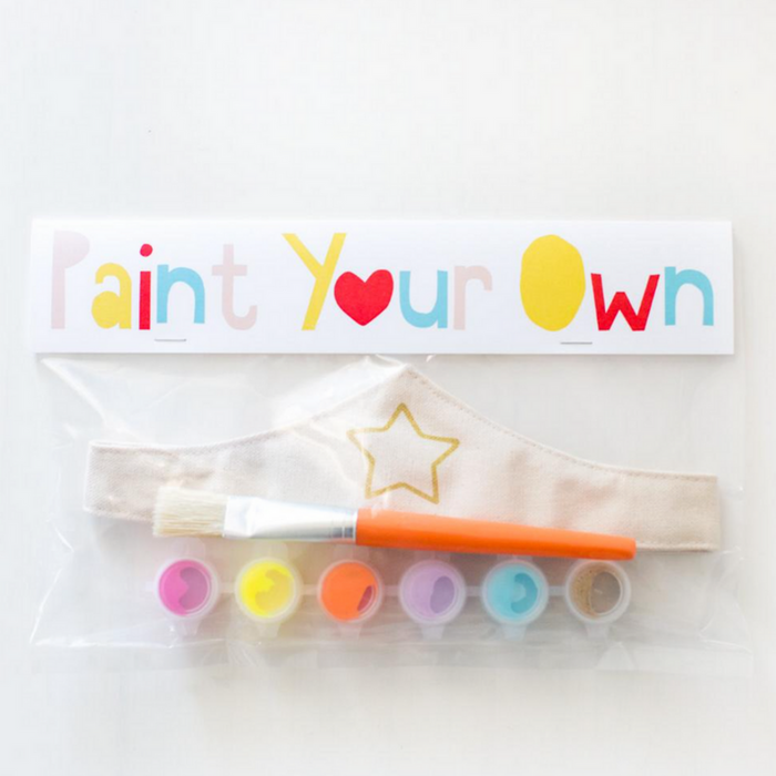 Paint Your Own Kit: Super Tiara - Gifted and Present