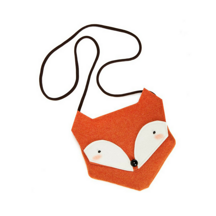Fox Crossbody Bag - Gifted and Present
