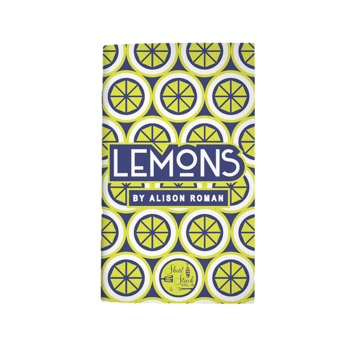 Lemons Cookbook - Gifted and Present