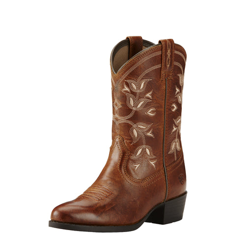 Ariat Youth Desert Holly Boot - Brown