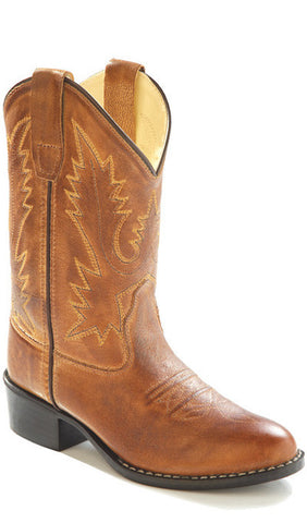 Old West 1129 Kids Western Boot
