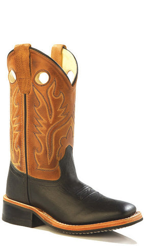 Old West BSY1810 Youth Western Boot